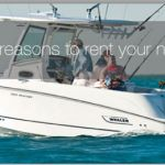 Sea Ray and Boston Whaler Promote Value of Boatbound Boat Rentals to Boat Owners