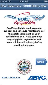 boat safety app