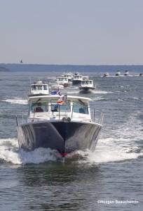 LobsterPalooza boat parade