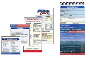nauticalcheck safety books