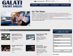 Galati Yacht Sales blog