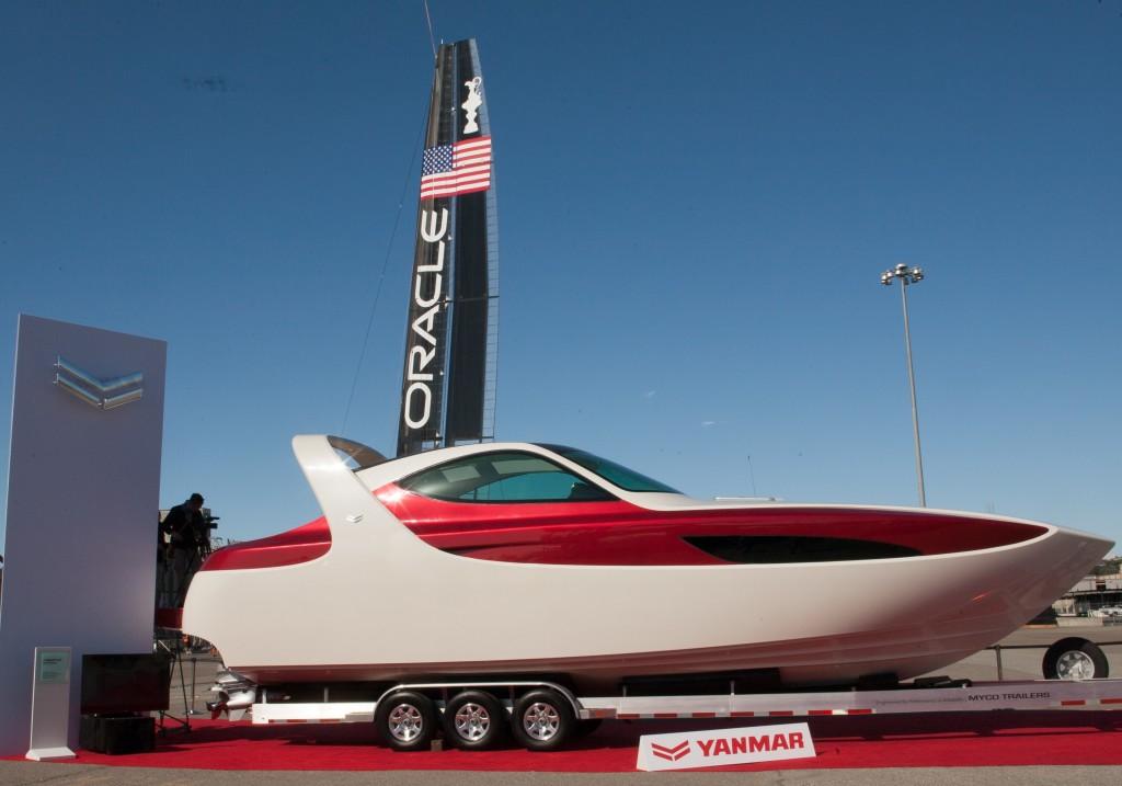 Yanmar concept boat