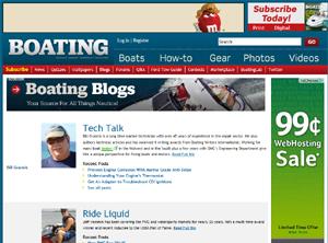 Boating Magazine Blog