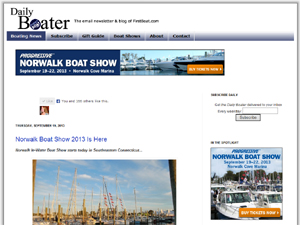 Daily Boater blog