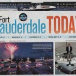 Real-Time Publishing of Fort Lauderdale Today Boat Show Daily Magazines