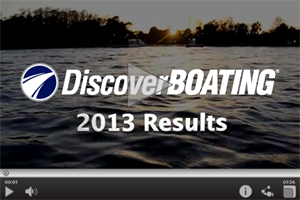 discover boating 2013 marketing results