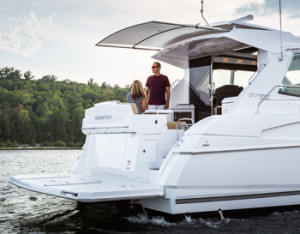 48 Cantius Cruisers with sunshade