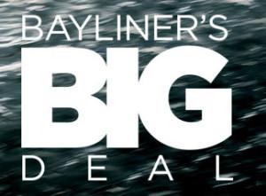 Bayliner bid deal promotion