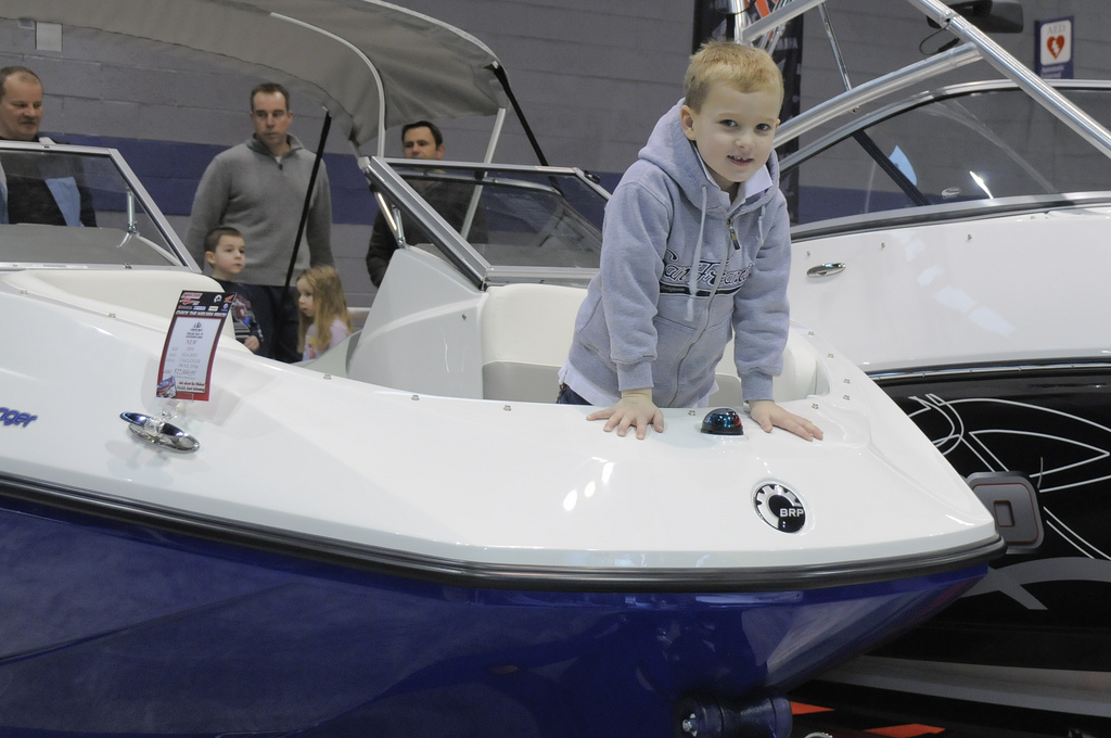 baltimore boat show activities