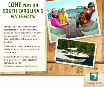 RDFF boating campaign