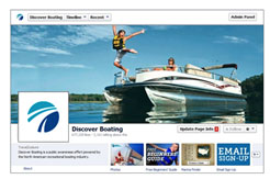discover boating facebook