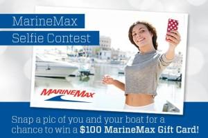 marinemax selfie contest