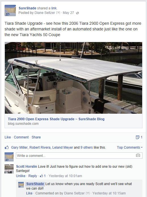 facebook target boost