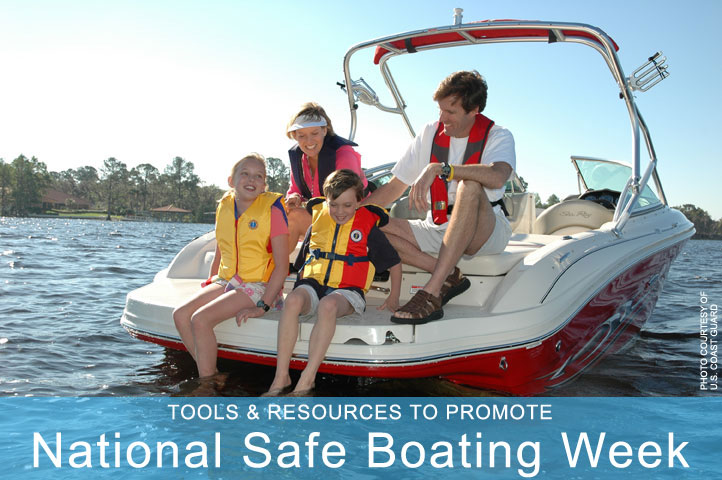 national safe boating week resources