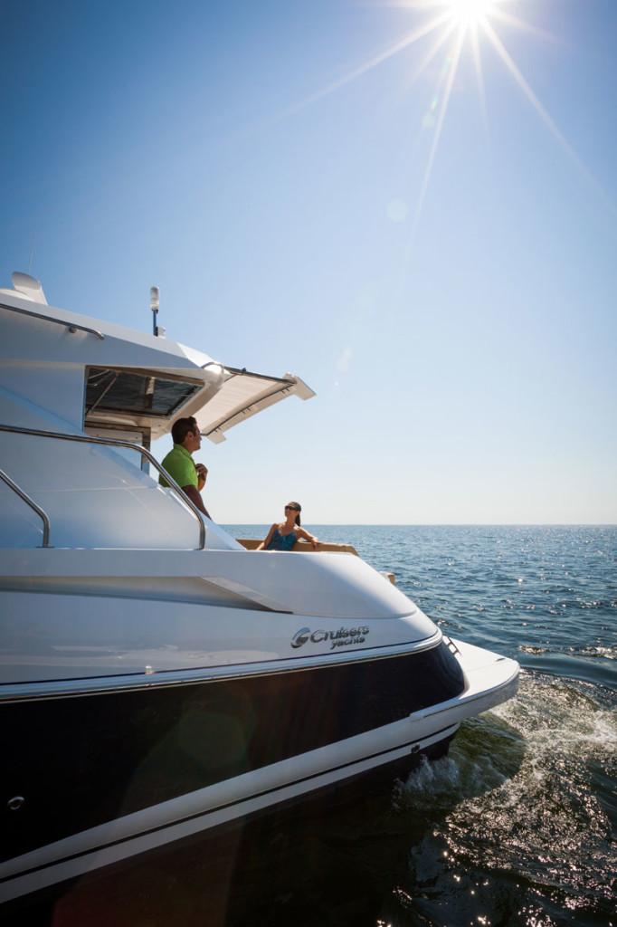sun safety boating