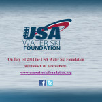 USA Water Ski Foundation Launches New Website