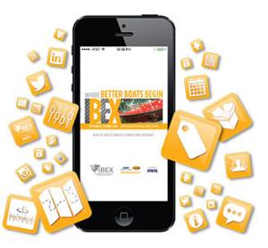 IBEX mobile app