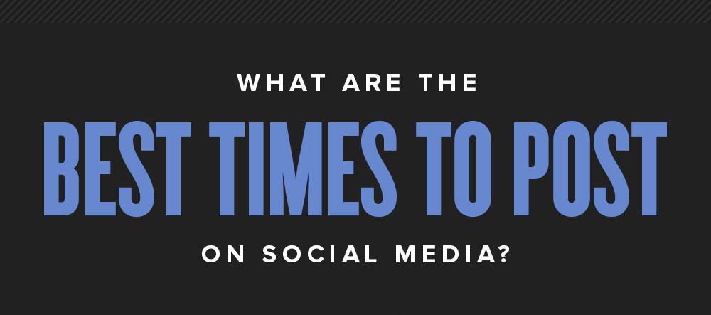 best times social media