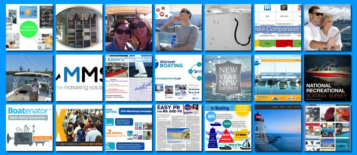 popular marine marketing 2014