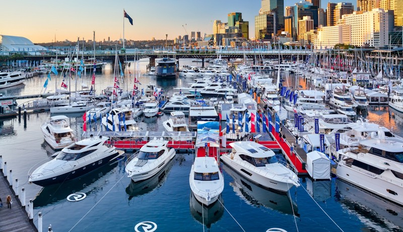 boat show leads