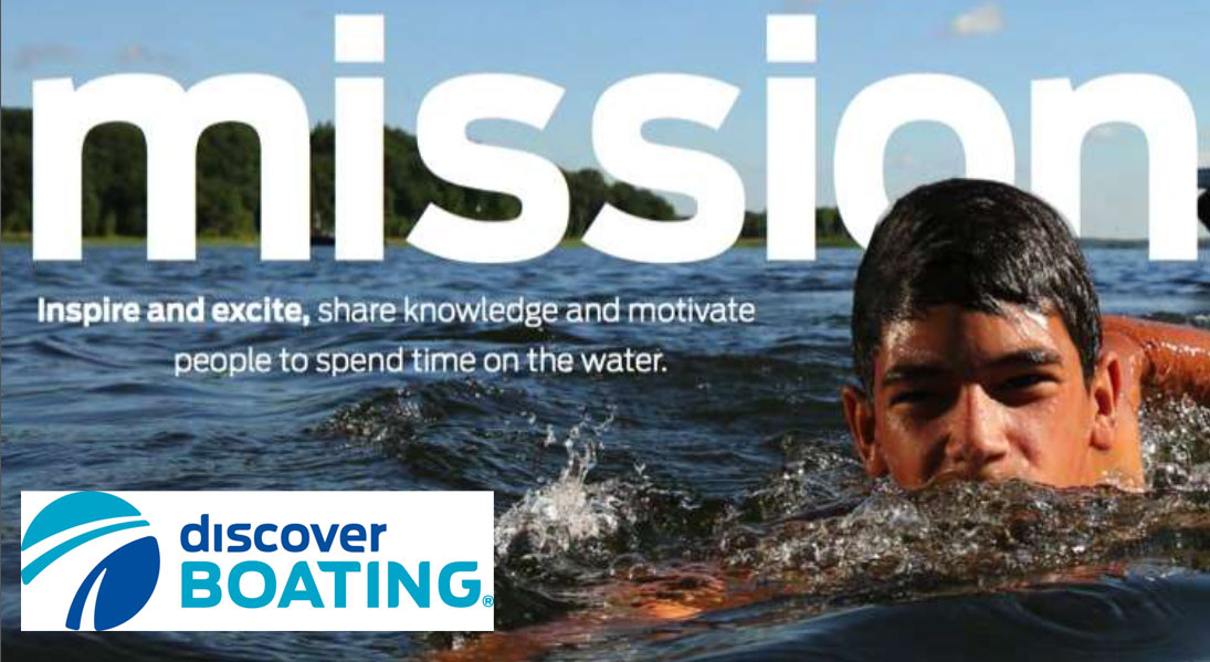 discover boating marketing plans