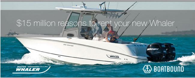 Brunswick Boatbound co-marketing