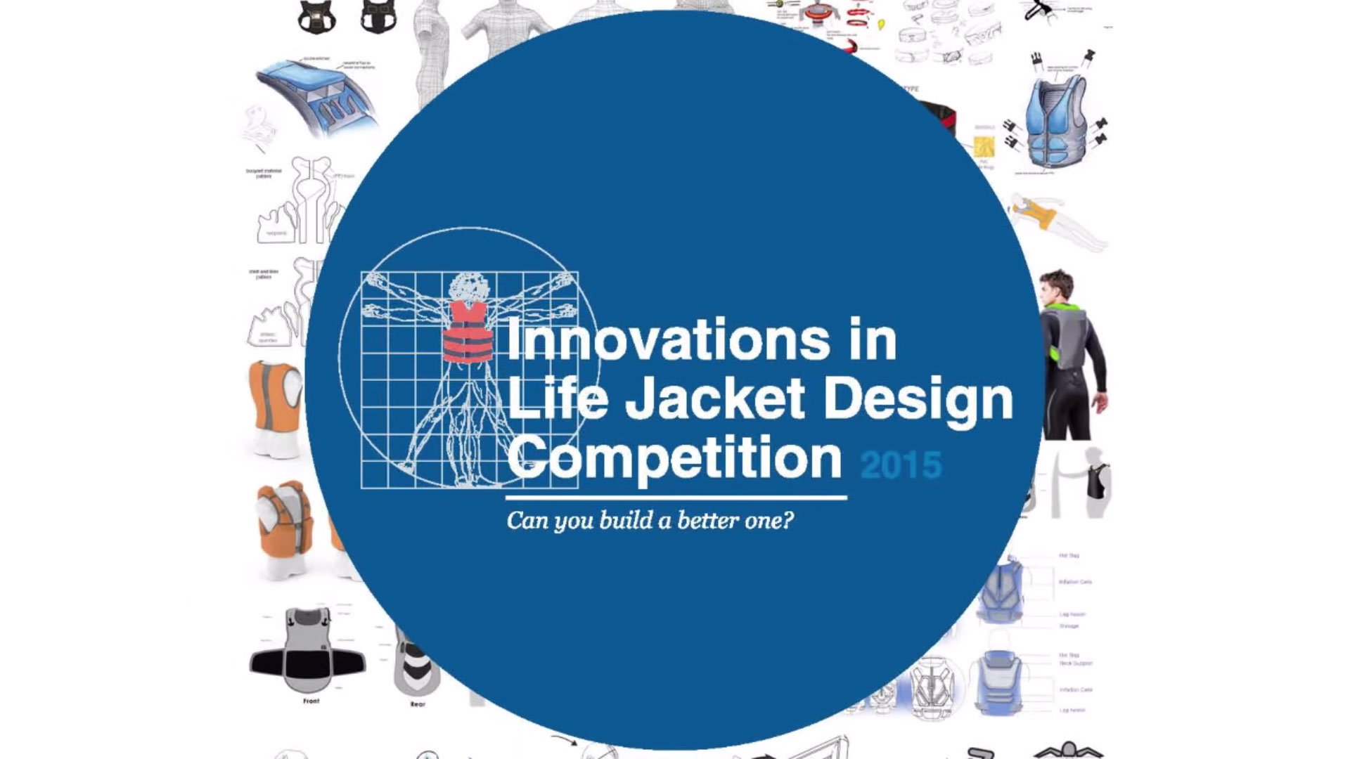 Life Jacket Design Competition Winners
