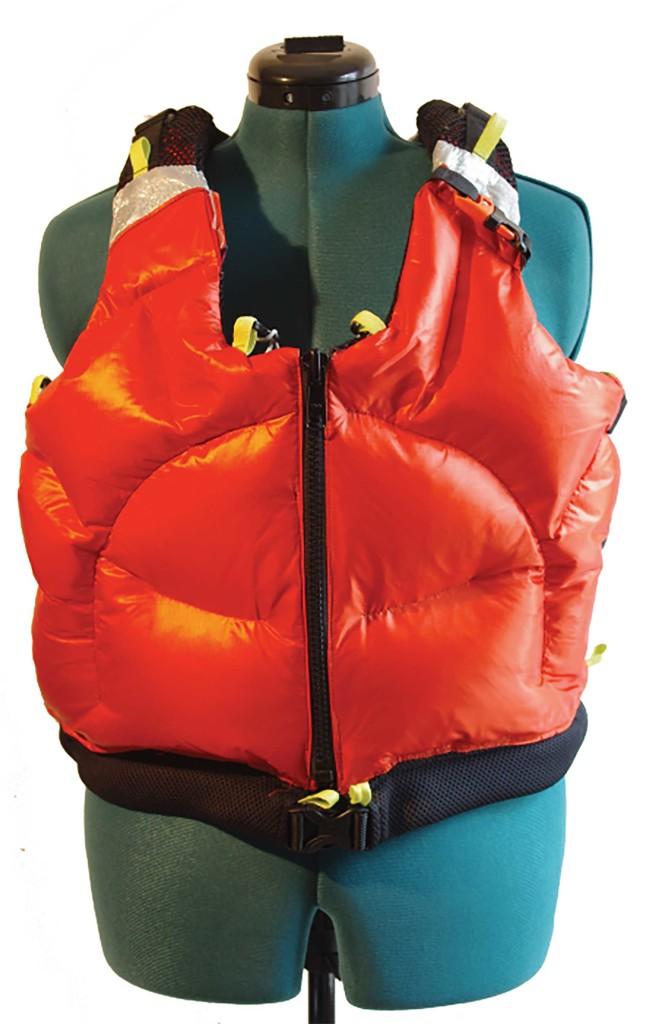 life jacket design winner