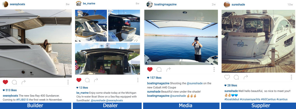 social promotions boat shows