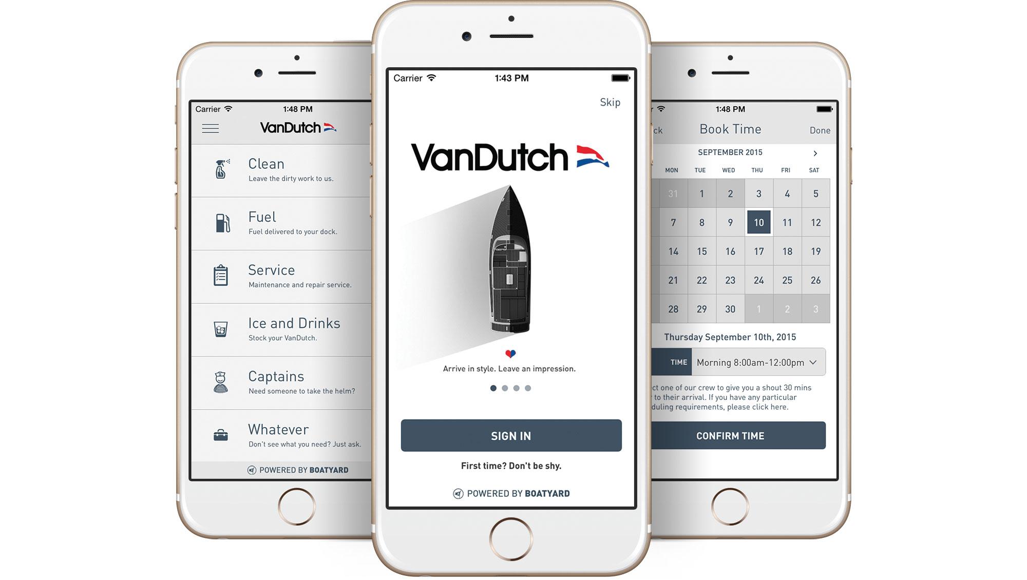 VanDutch Boatyard