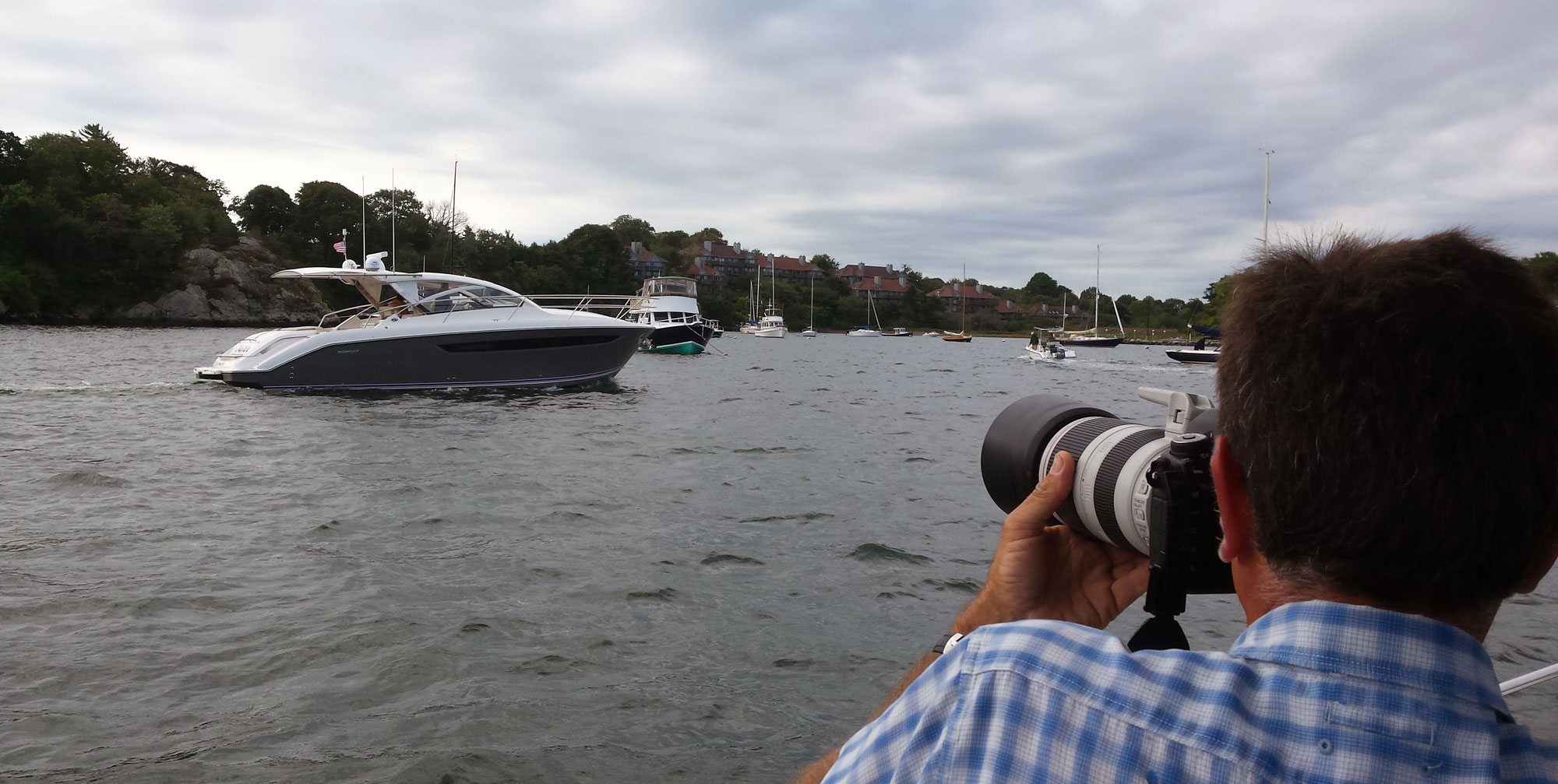 boat photography tricks