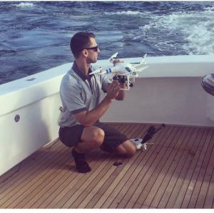 drone boat photos