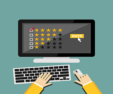 customer online review
