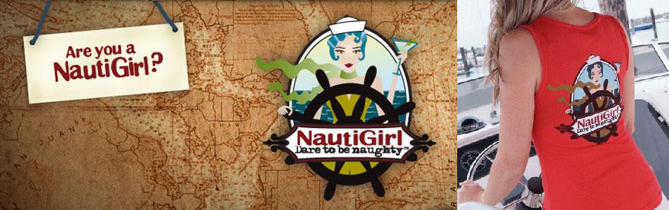nautigirl branding trademark