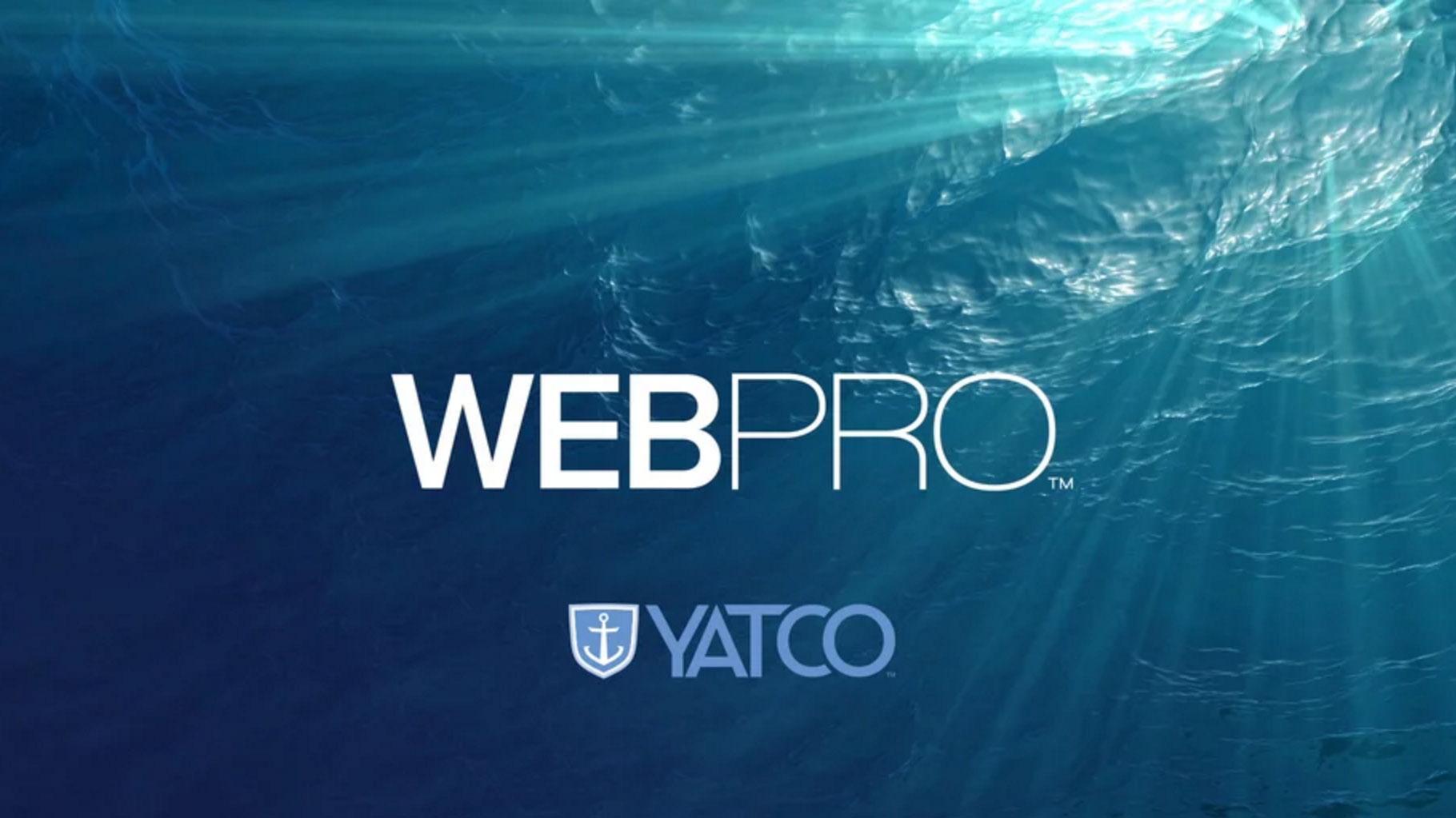 Yatco Web Pro