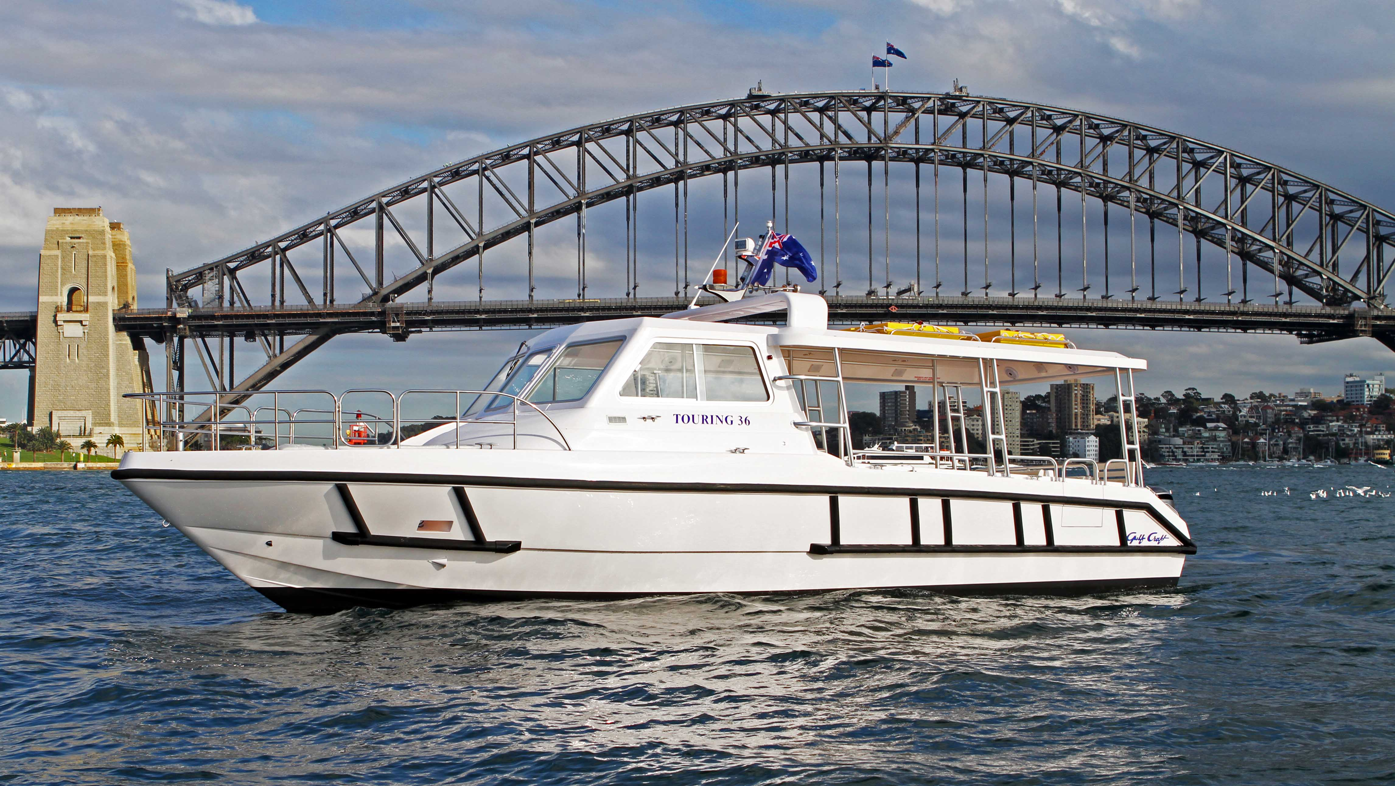 Water Taxi tours