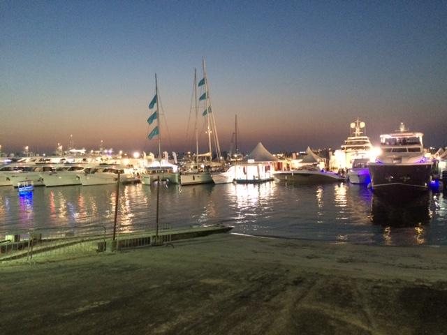 Dubai Boat Show 2016
