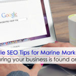 Simple SEO Tips for Marine Marketers: Ensuring your Boating Business is Found Online