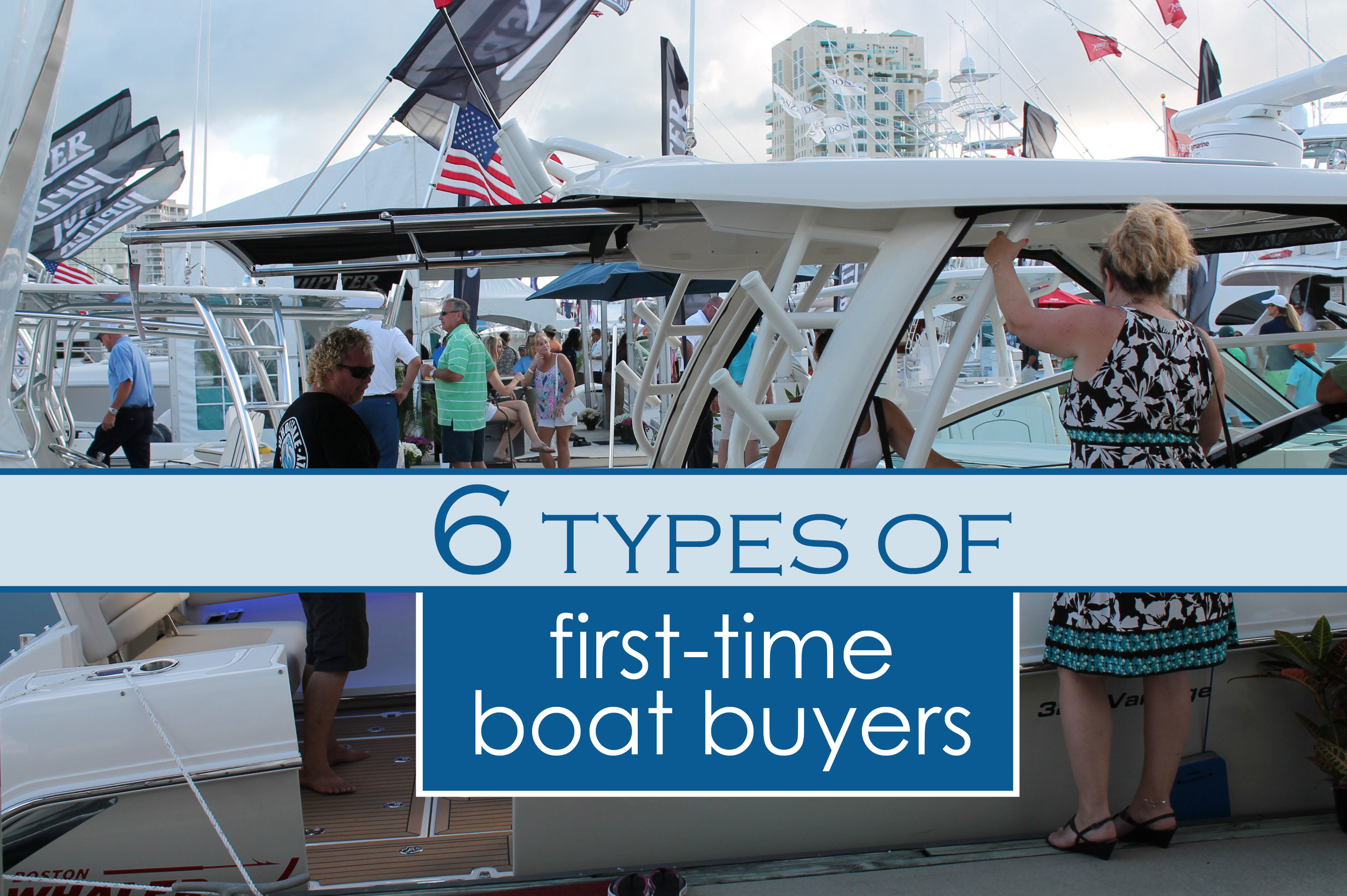 first time boat buyers report