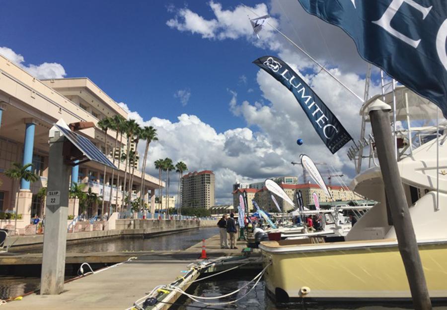 attracting boat buyers