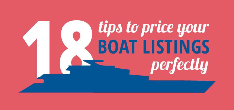 18 tips boat listings